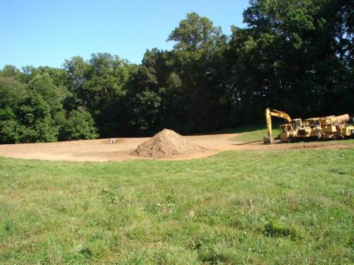 025 Wetland Pond Constrution